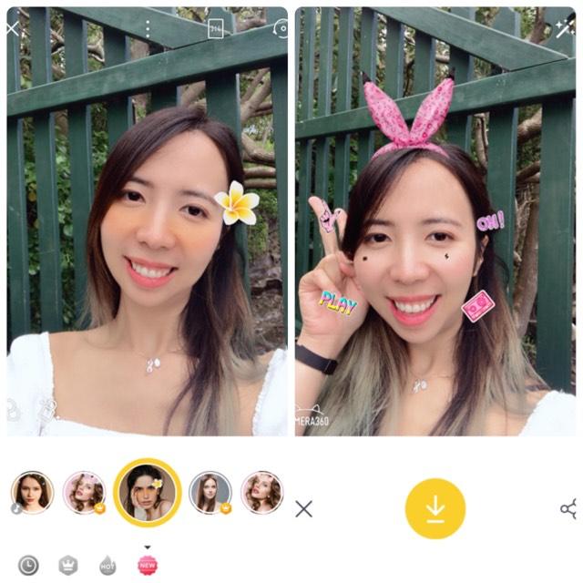 แนะนำ 5 แอพแต่งรูป Make up สไตล์สาวญี่ปุ่น 360