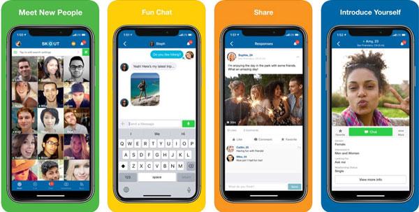 แอพแชท สุดยอด แชทออนไลน์ App Chat แอพมือถือ