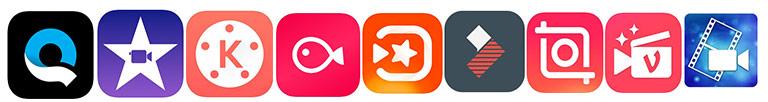 แอพตัดต่อวีดีโอ ฟรี! รวม App Video Editor