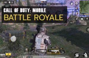 รีวิว Battle Royale ในเกม Call of Duty Mobile