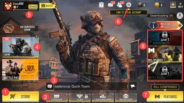 รีวิวเกม Call of Duty Mobile