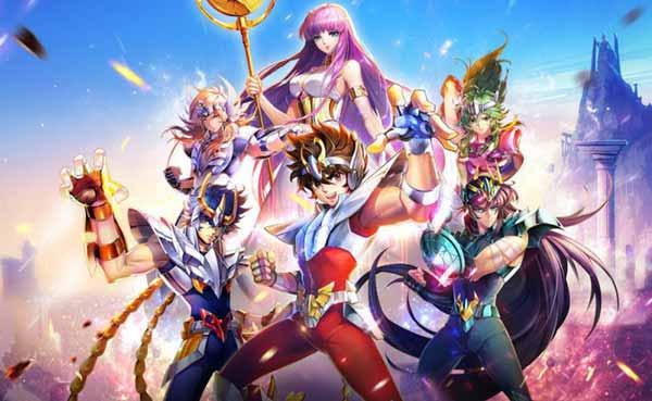 Saint Seiya : Knights of the Zodiac